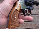 """Smith & Wesson 48 8 3/8"""" Barrel, hard to find, beauty, light use, Ex Cond. 22 magnum revolver - 3 of 9"""