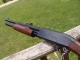 Remington 870 Wingmaster 12 ga Slug or Home Defense with extended Mag...ideal Truck Gun with short barrel.