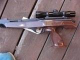 Remington XP100 With Leupold 4x ER Scope 1968 Gun As New Remington 40x Action 221 Fireball - 5 of 9
