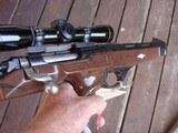 Remington XP100 With Leupold 4x ER Scope 1968 Gun As New Remington 40x Action 221 Fireball - 4 of 9