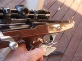 Remington XP100 With Leupold 4x ER Scope 1968 Gun As New Remington 40x Action 221 Fireball - 3 of 9