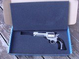 """Freedom Arms Premier Model 1997 New In Box New Old Stock 45 LC With All Papers 100% 4 3/4"""" Exceptional Quality and Accuracy"""