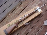 Remington 700 CDL SF Stainless Fluted 270 WSM New Unfired Beauty