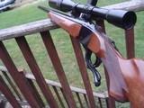 Ruger # 1 Vintage 1987 22-250 with 24X Scope 98% Cond Bargain Priced This Gun Is A Beauty!