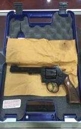 SMITH & WESSON MODEL 17 .22LR