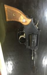 SMITH & WESSON MODEL 17 .22LR- 8 of 12