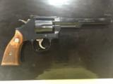 SMITH & WESSON MODEL 17 .22LR- 6 of 12