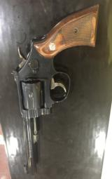 SMITH & WESSON MODEL 17 .22LR- 7 of 12