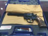 SMITH & WESSON MODEL 17 .22LR- 2 of 12