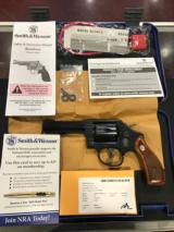 SMITH & WESSON MODEL 10 .38 SPECIAL
