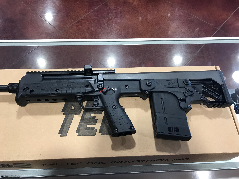 Kel Tec Rfb18 Carbine 308 Cal For Sale