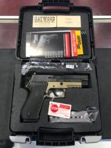 SIG SAUER P220 .45ACP DESERT BLACK