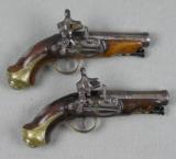 Catalan Ripoll Miquelet-Lock Pistols_Exquisite pair- 1 of 10