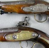 Catalan Ripoll Miquelet-Lock Pistols_Exquisite pair- 3 of 10