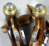 Catalan Ripoll Miquelet-Lock Pistols_Exquisite pair- 6 of 10