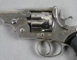 Webley WG Model 1889 D.A. 476 Caliber Nickel - 3 of 9