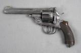 Webley Pryse D.A. Revolver Made For China Navigation Co.