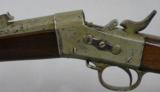 Remington Rolling Block Presentation Rifle, Buffalo City Coast Guard- 6 of 11
