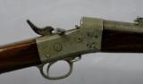 Remington Rolling Block Presentation Rifle, Buffalo City Coast Guard- 5 of 11