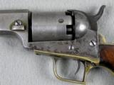 Colt Model 1848 Square Back Baby Dragoon Revolver - 3 of 11