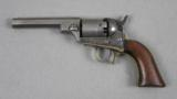 Colt Model 1848 Square Back Baby Dragoon Revolver - 2 of 11