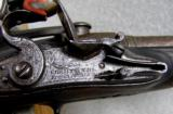 Flintlock Powder Tester Pistol, RARE, Early 1730s - 8 of 8