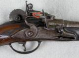 Flintlock Powder Tester Pistol, RARE, Early 1730s - 3 of 8