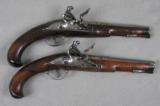 Lazaro Lazarino Flintlock Belt Pistols 44 Caliber - 1 of 11
