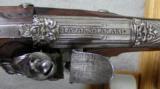 Lazaro Lazarino Flintlock Belt Pistols 44 Caliber - 7 of 11
