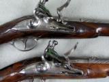 Lazaro Lazarino Flintlock Belt Pistols 44 Caliber - 4 of 11