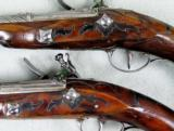 Lazaro Lazarino Flintlock Belt Pistols 44 Caliber - 3 of 11