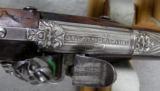 Lazaro Lazarino Flintlock Belt Pistols 44 Caliber - 8 of 11
