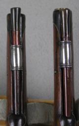 Lazaro Lazarino Flintlock Belt Pistols 44 Caliber - 11 of 11