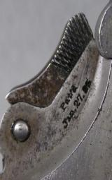 Merwin & Hulbert 4th Model Frontier D.A. Revolver - 7 of 9