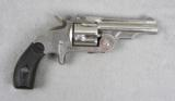 "Smith & Wesson 38 S.A. First Model ""Baby Russian"" 94% - 10 of 10"