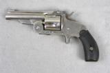 "Smith & Wesson 38 S.A. First Model ""Baby Russian"" 94% - 1 of 10"