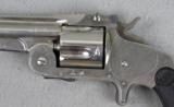 "Smith & Wesson 38 S.A. First Model ""Baby Russian"" 94% - 3 of 10"