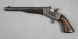 Remington Model 1865 Navy Rolling Block Pistol