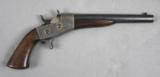 Remington Model 1865 Navy Rolling Block Pistol - 6 of 6