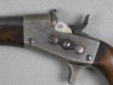 Remington Model 1865 Navy Rolling Block Pistol - 2 of 6