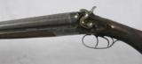 American Arms Co. G.H. Fox Patent Side Opening SXS 12 Ga - 4 of 15