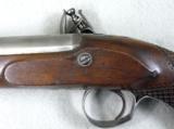 Prosser 75 Caliber Howdah Flintlock Pistol - 3 of 10