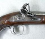 Prosser 75 Caliber Howdah Flintlock Pistol - 2 of 10