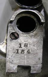 Merwin, Hulbert Medium Frame D.A. 38 With Folding Hammer - 7 of 9