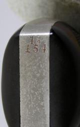 Merwin, Hulbert Medium Frame D.A. 38 With Folding Hammer - 4 of 9
