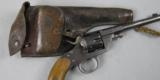 Mauser Model 1879 Reichsrevolver With Holster, RARE - 4 of 14