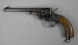 Mauser Model 1879 Reichsrevolver With Holster, RARE