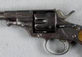Mauser Model 1879 Reichsrevolver With Holster, RARE - 2 of 14