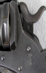 Dutch Model 1873 D.A. 9.4mm Revolver - 8 of 10