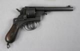 Dutch Model 1873 D.A. 9.4mm Revolver - 10 of 10